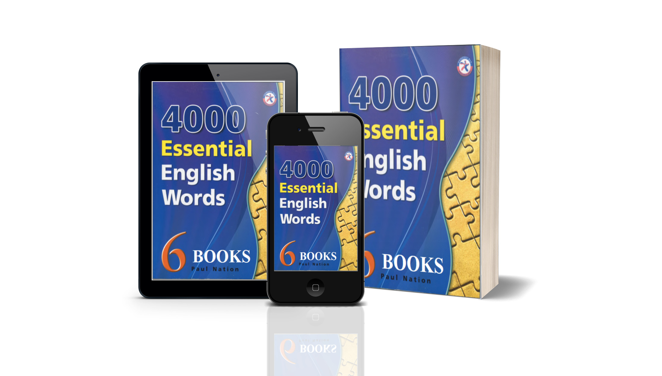 BOOK: 4000 ESSENTIAL ENGLISH WORDS