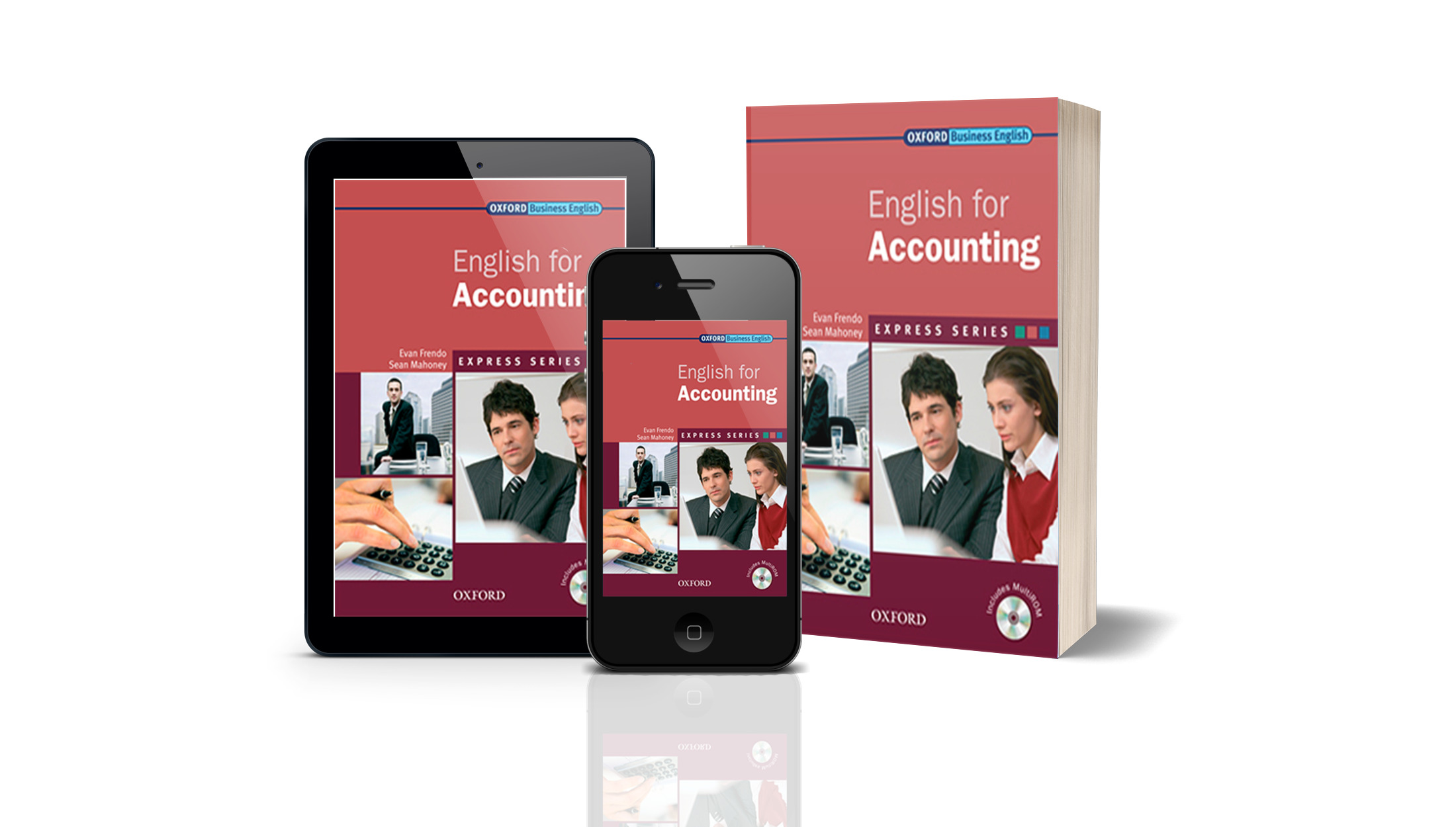 BOOK: ENGLISH FOR ACCOUNTING - OXFORD