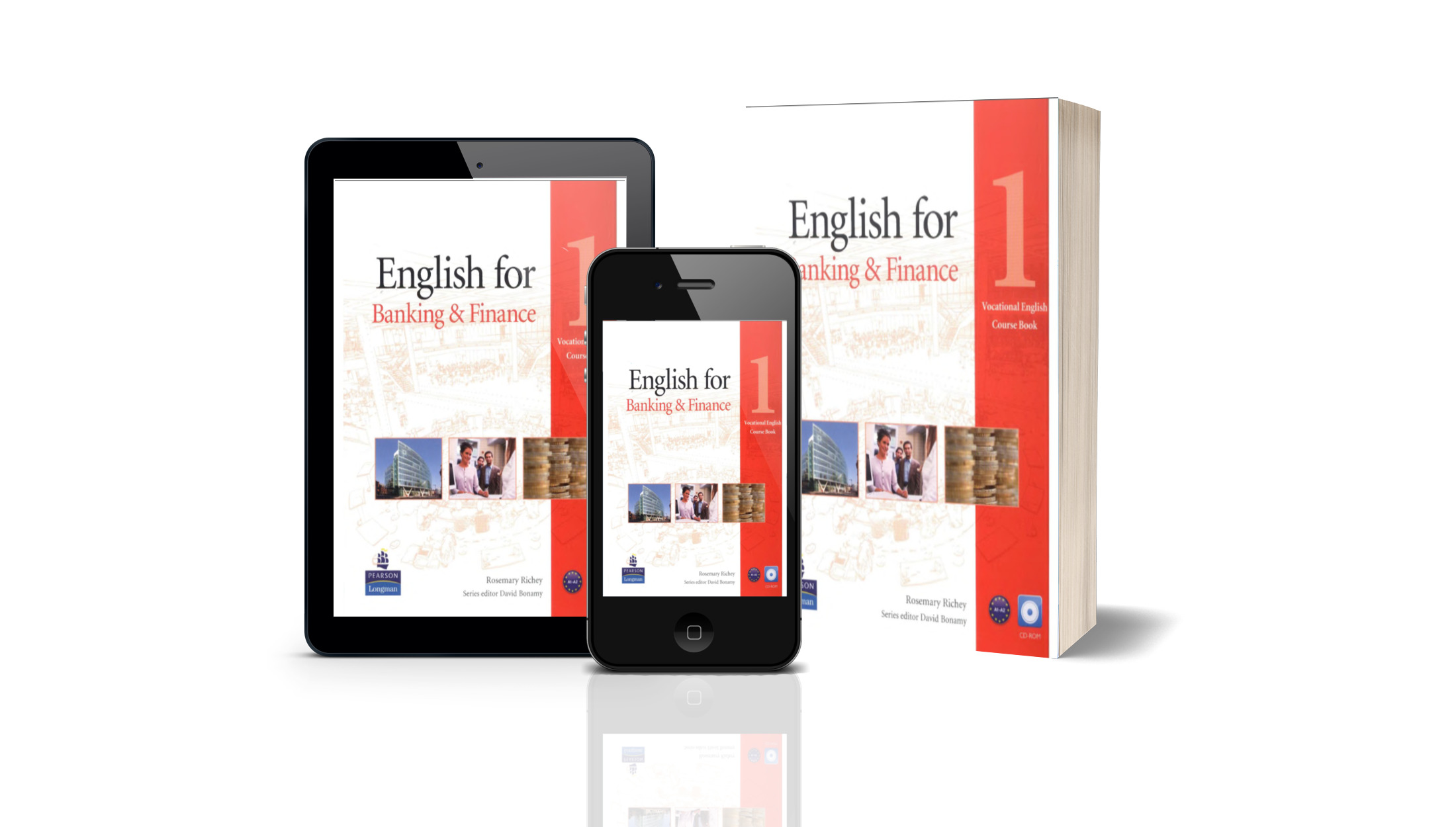BOOK: ENGLISH FOR BANKING & FINANCE