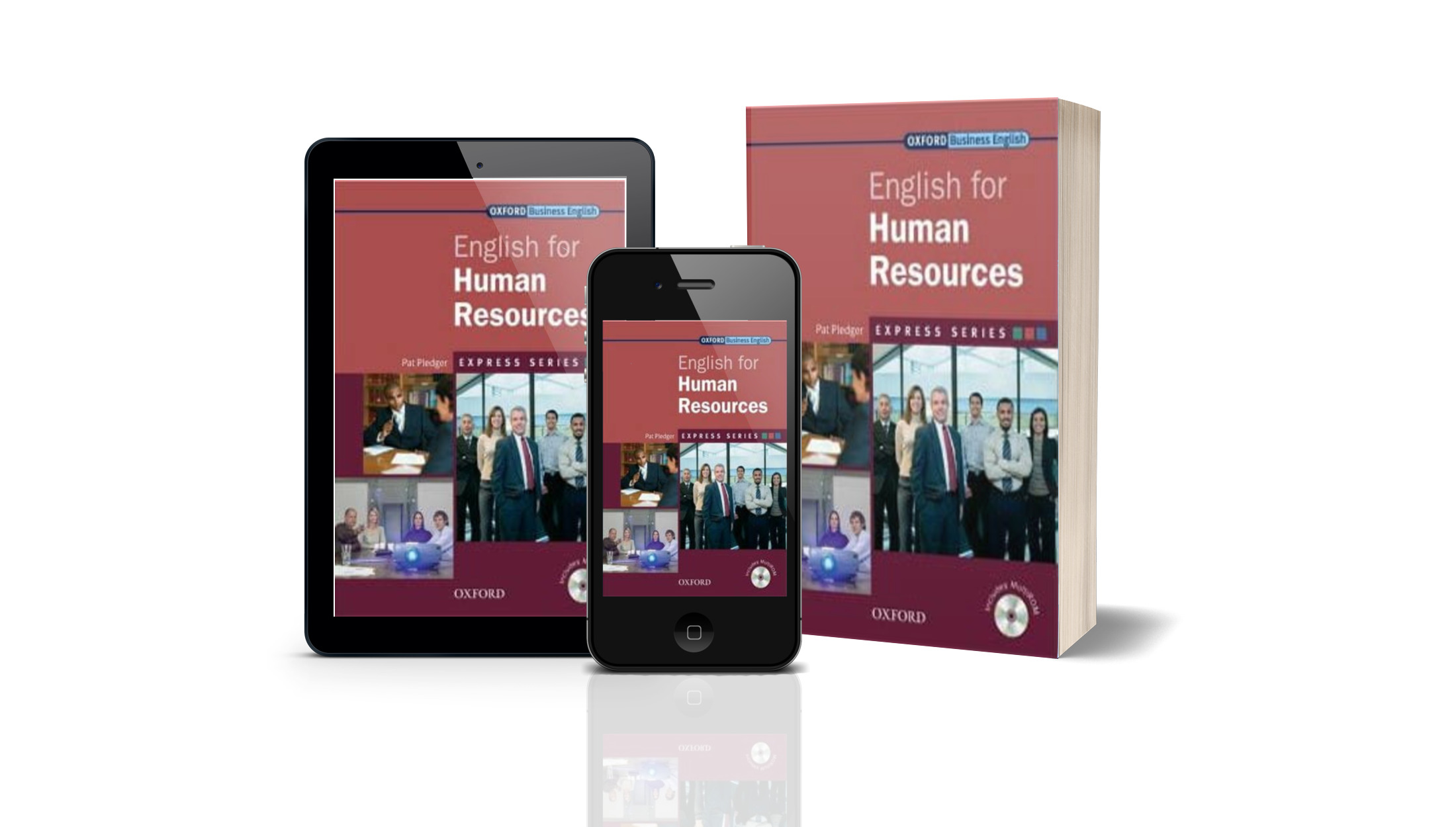 BOOK: ENGLISH FOR HUMAN RESOURCE - OXFORD