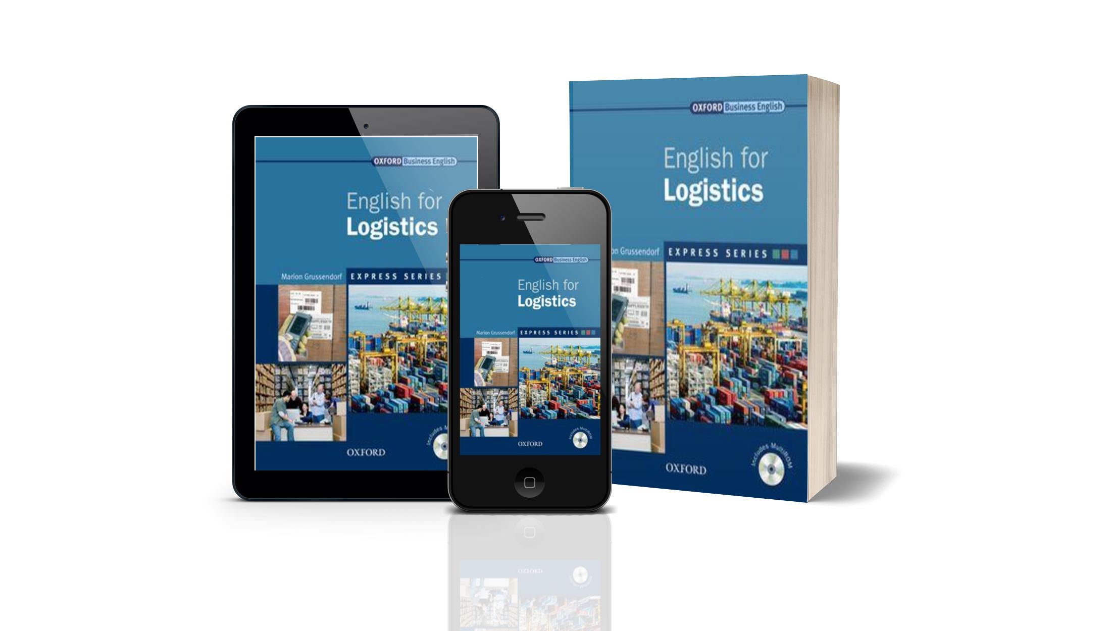 BOOK: ENGLISH FOR LOGISTICS- OXFORD