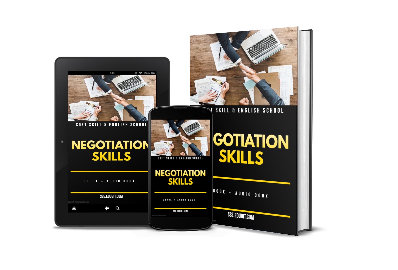 BOOK: NEGOTIATION SKILLS