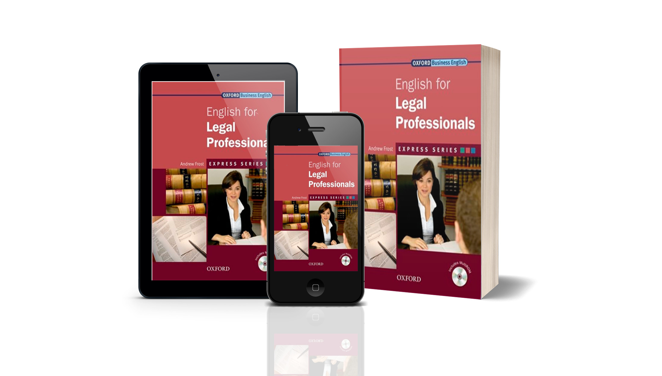 BOOK: ENGLISH FOR LEGAL PROFESSIONALS- OXFORD