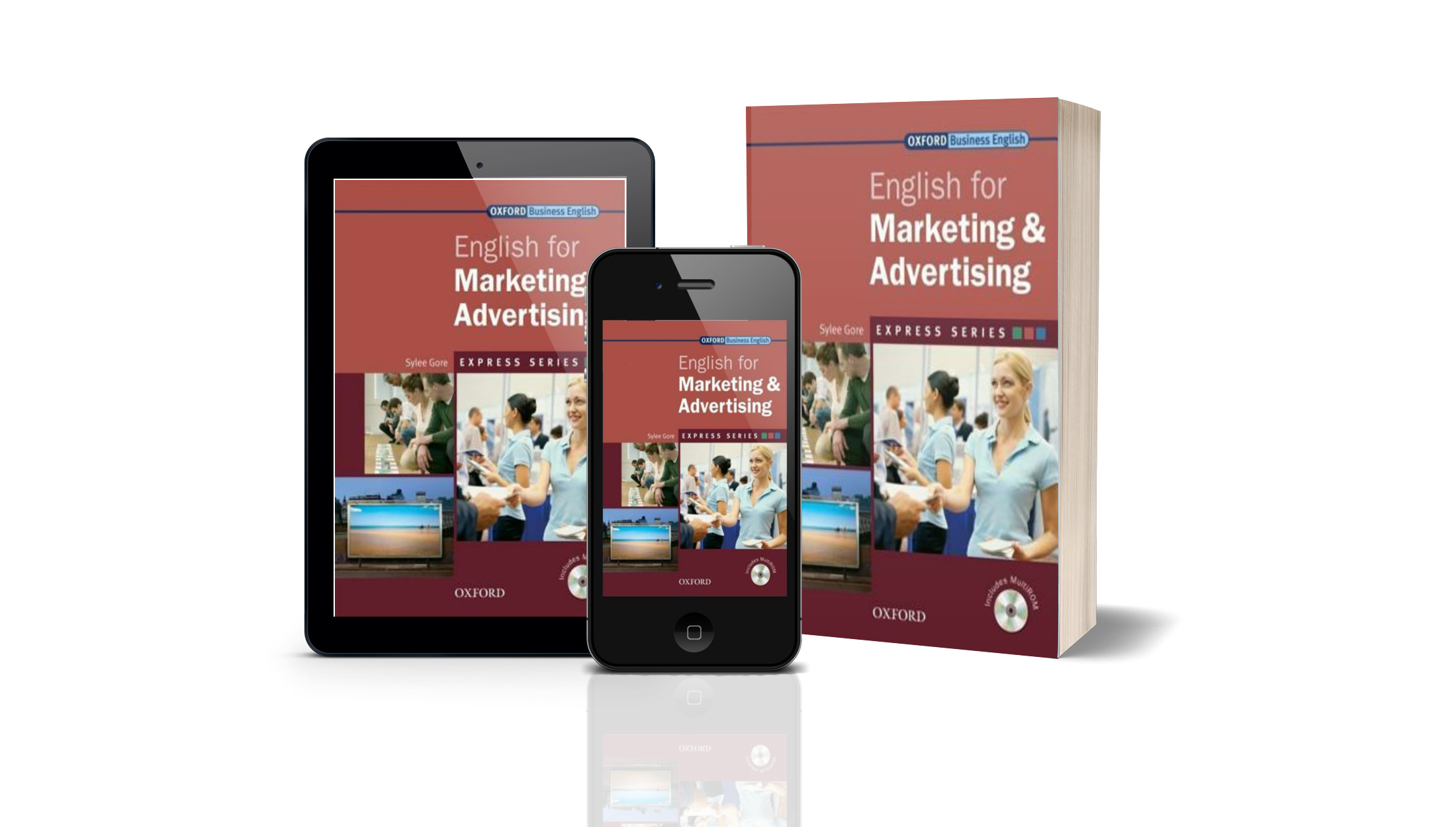 BOOK: ENGLISH FOR MARKETING AND ADVERTISING - OXFORD