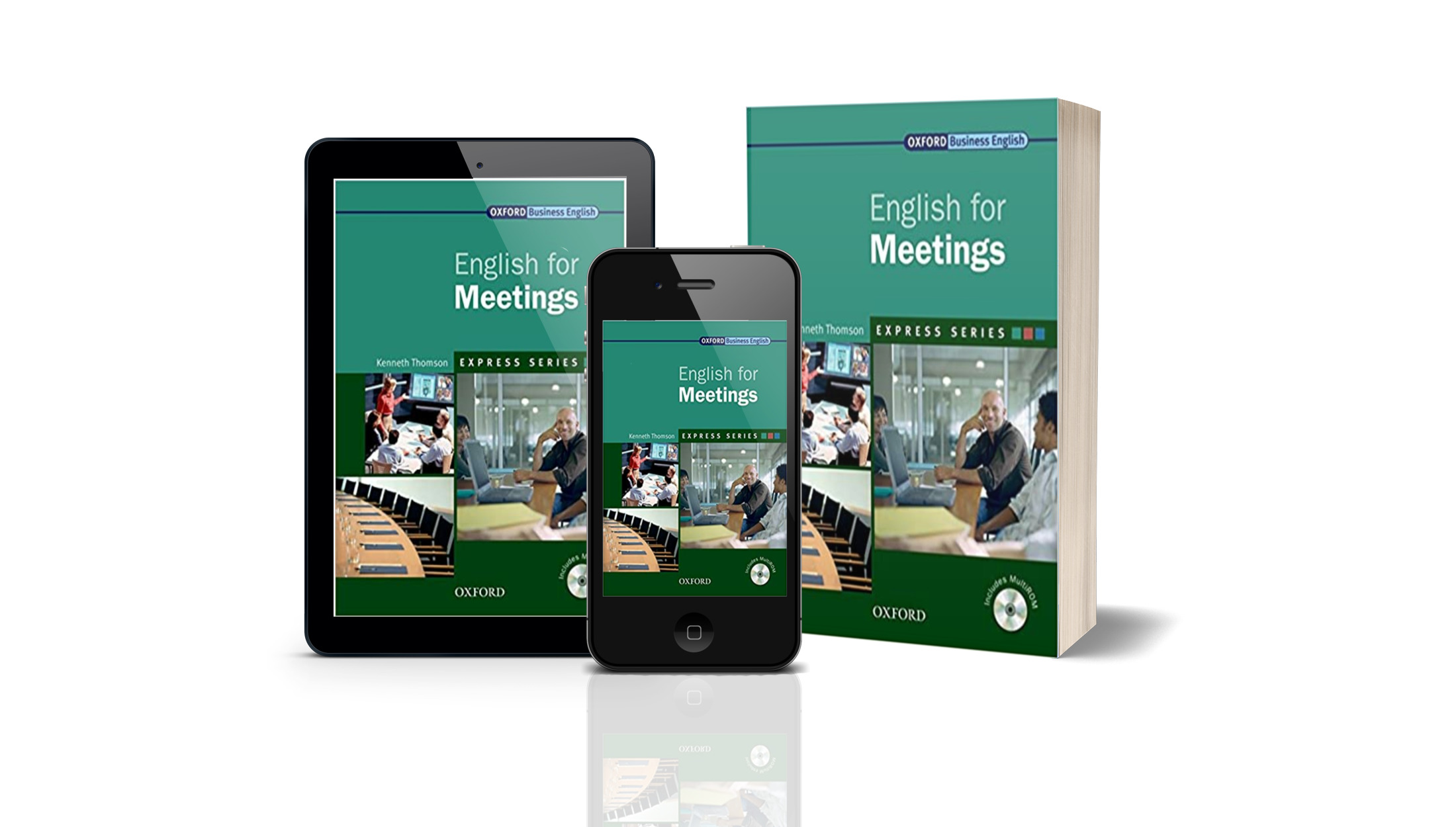 BOOK: ENGLISH FOR MEETING - OXFORD