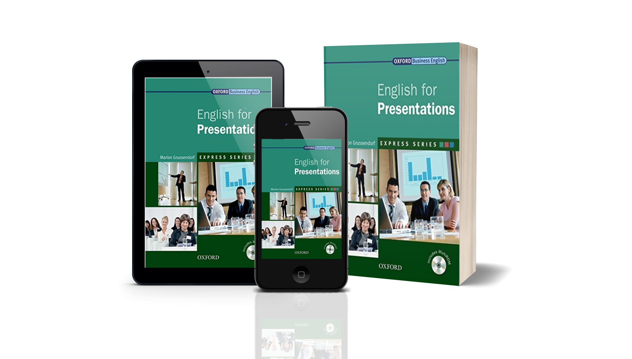BOOK: ENGLISH FOR PRESENTATION- OXFORD