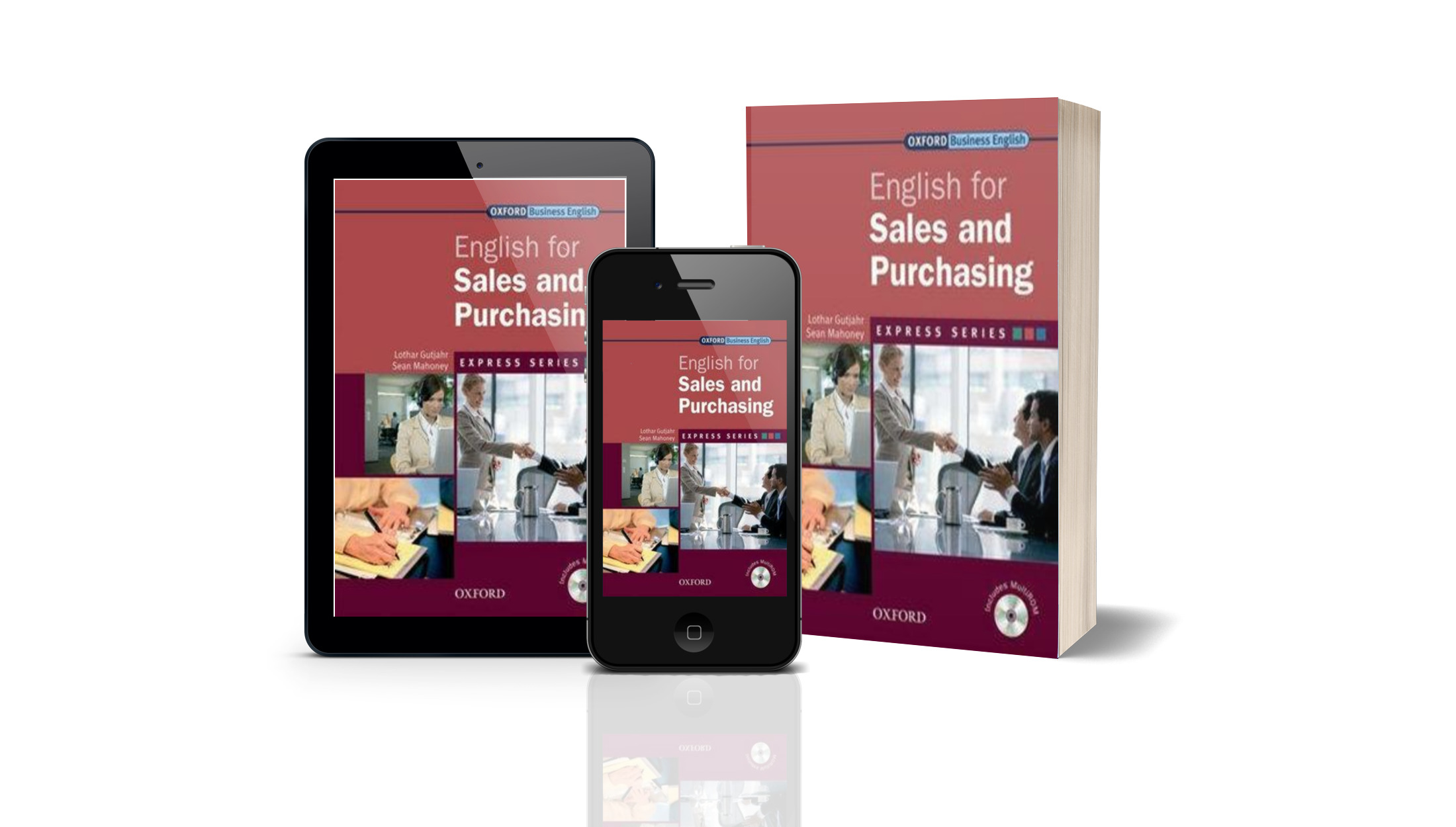 BOOK: ENGLISH FOR SALE & PURCHASING - OXFORD