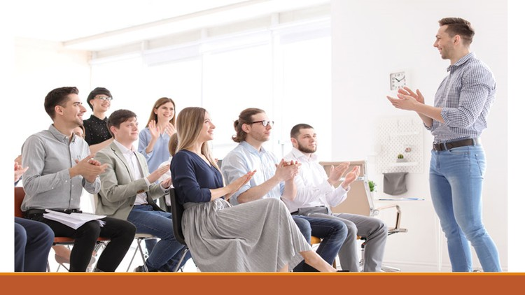 COURSE: PUBLIC SPEAKING - STEPS TO CREATE A POWERFUL PRESENTATION