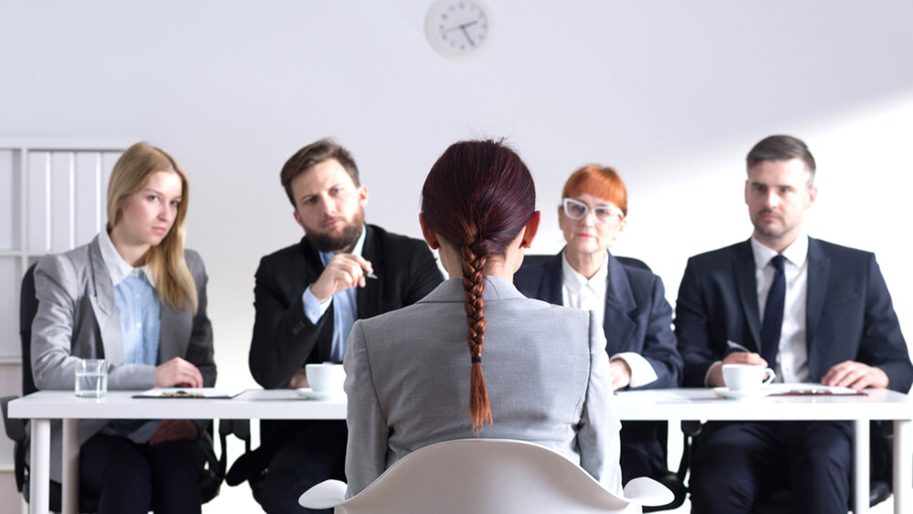 COURSE: JOB INTERVIEWS IN ENGLISH